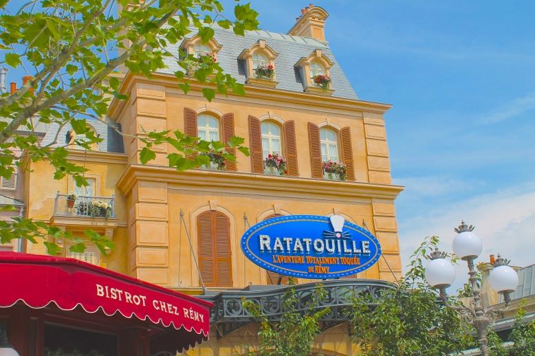 Ratouille: The Adventure